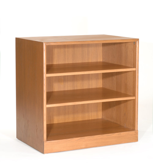 Hale 500 LTD Series Deep Storage Bookcase, 2 adjusting shelves