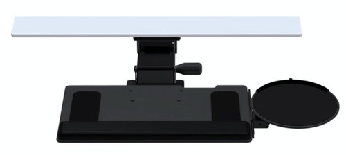 Humanscale 2G System with 900 Board and Clip Mouse