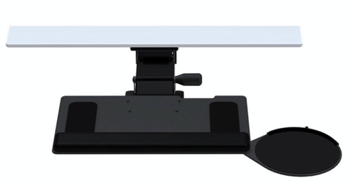 Humanscale 2G System with 900 Board and Swivel Mouse