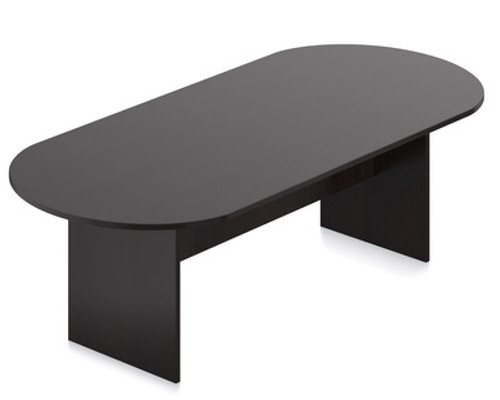 Offices To Go 6' Racetrack Conference Table in Espresso