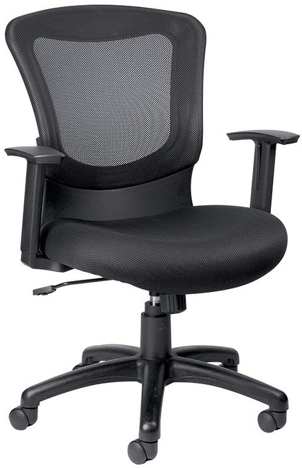 EuroTech Marlin Mesh Back Task Chair