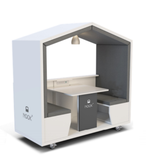 Nook Skinny Pod with open rear wall