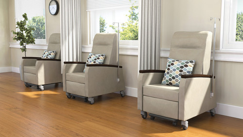 Oasis Treatment Recliner
