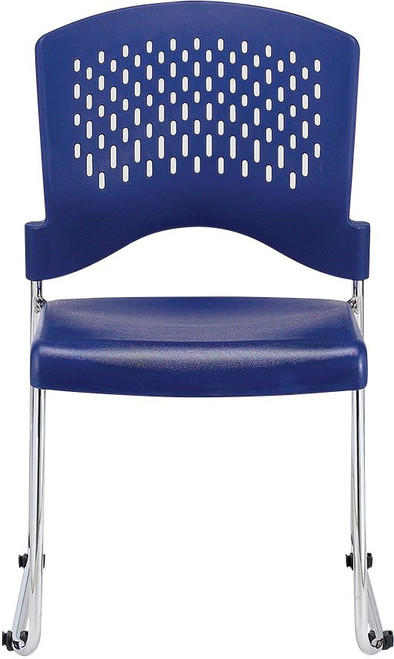 EuroTech Aire S4000 Stack Chair in navy