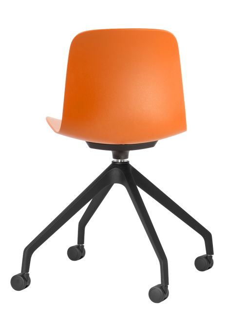 Flux Task Swiss Signal Orange