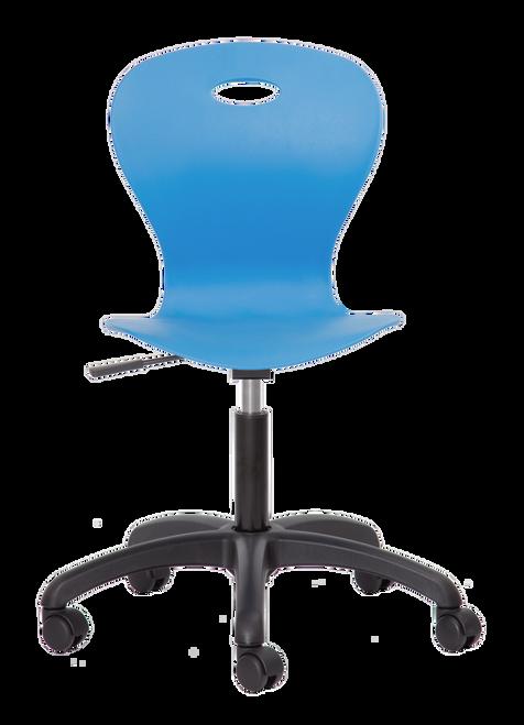 Lotus Task Chair Sky Blue