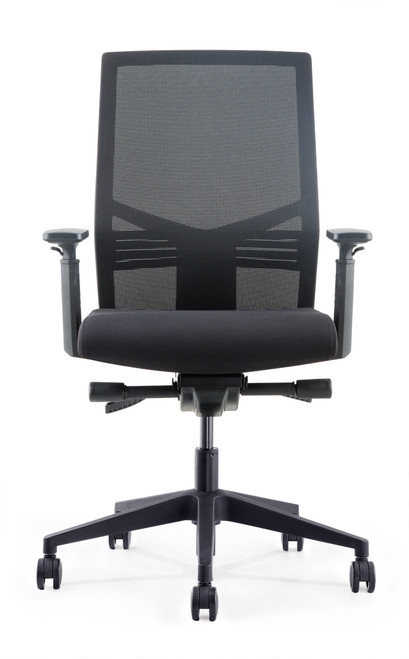 Ace Task Chair, standard black