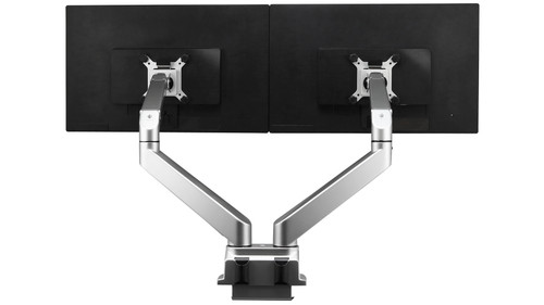 Special-T Adjustable Dual Monitor Arm *shown with monitor not included