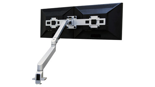Special-T Adjustable Monitor Arm with Crossbar *shown with monitors not included