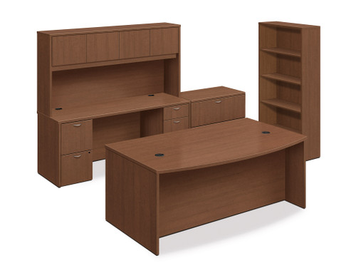 Price shown is for the Bow Top desk only