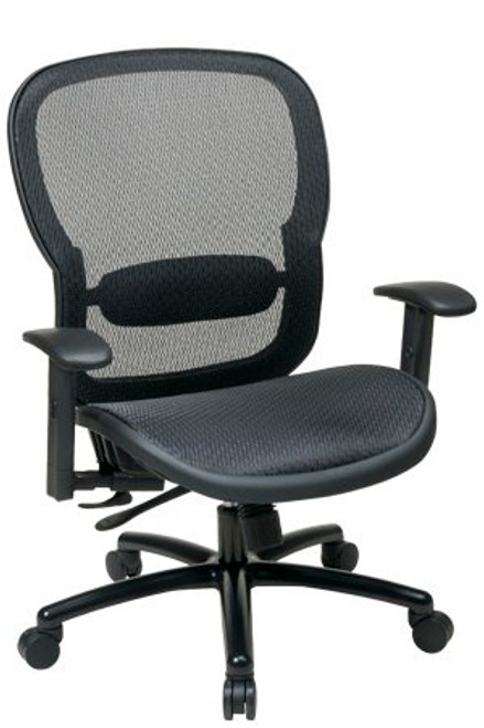 Mesh Back and Seat with Deluxe Synchro-Tilt