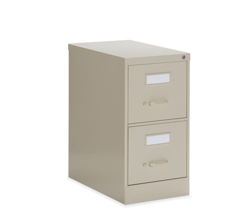 2500 Series 2 Drawer Letter Size File