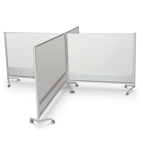 Dura-Rite D.O.C. Room Partition and Display Panel can divide up any space
