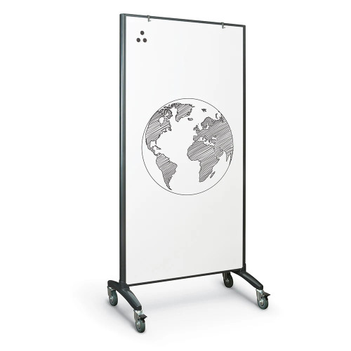 Trek Mobile Room Divider