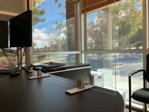OBEX Freestanding Acrylic Protection Screens