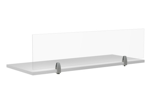"Special-T Plexiglass Protection Screens for Desktops 14""H"