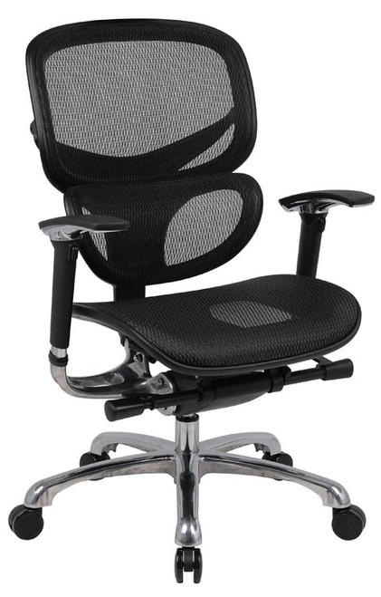 All Mesh Ergonomic Task Chair