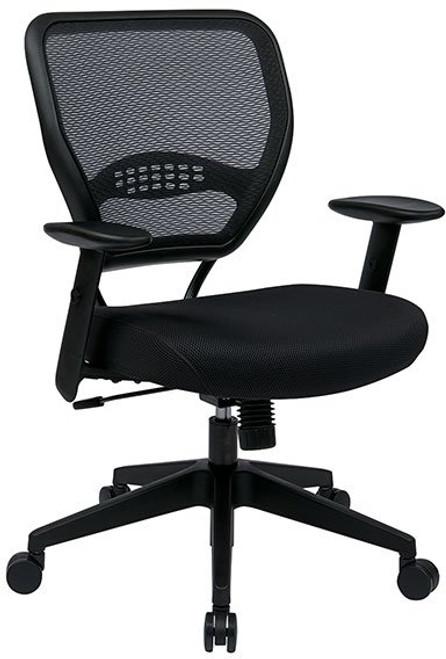 Black Mesh Air Grid® Back Task Chair