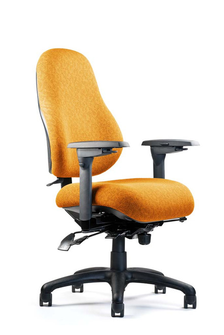 Neutral Posture 8500 Minimal Contour Seat Ergonomic Task with Medium Seat Minimal Seat Contour