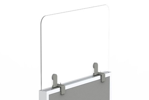 Humanscale WellGuard Separation Panels for Cubicles