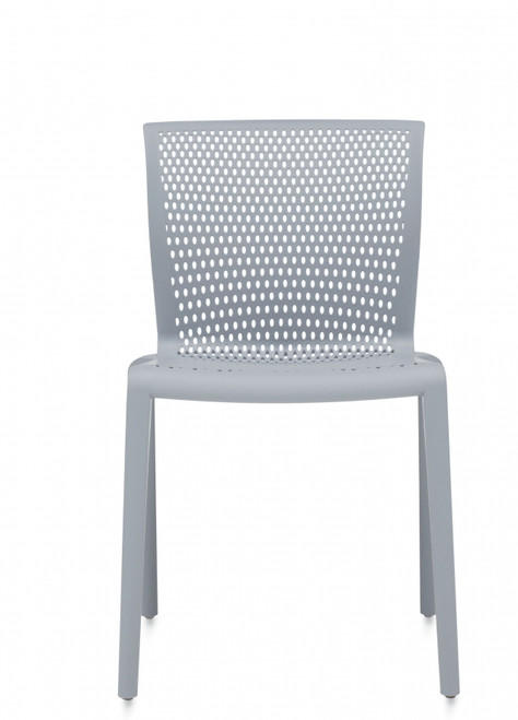 Spyker Stacking Chair, armless