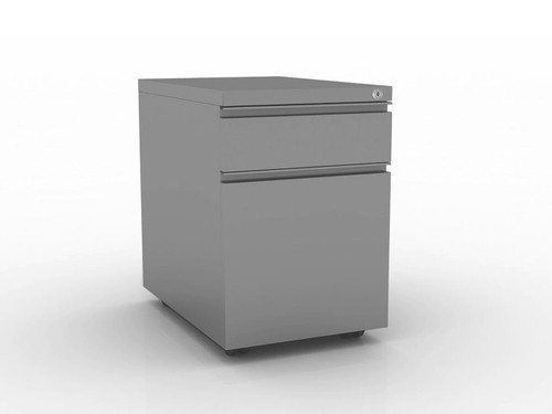AMQ S-Series Pedestal in platinum
