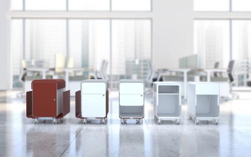 AMQ Revi Pedestal in multiple configurations