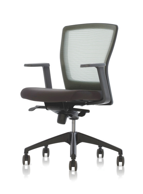 Duorest LogiQ Mesh Back Conference Chair