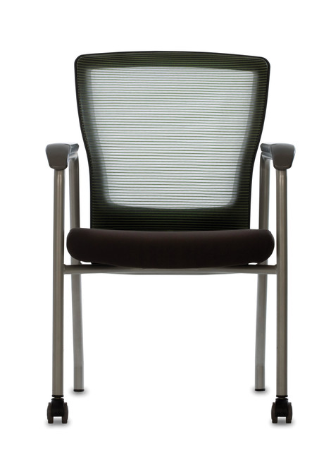 Duorest LogiQ Mesh Back 4-Legged Side Chair