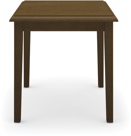 Lenox Solid Hardwood Top End Table
