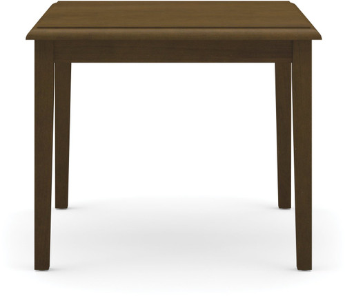 Lenox Solid Hardwood Top Corner Table