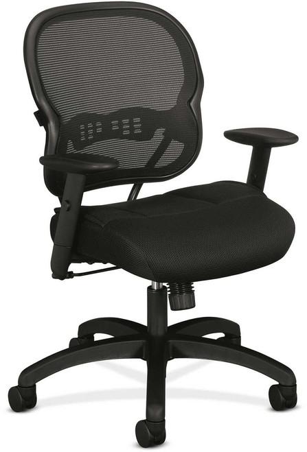 Hon Synchro-Tilt Mesh Mid Back Task Chair