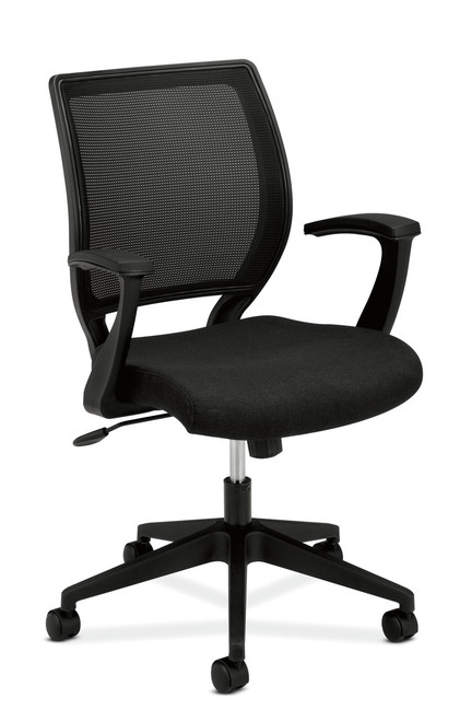 Hon Mesh Back Fixed Arm Task Chair