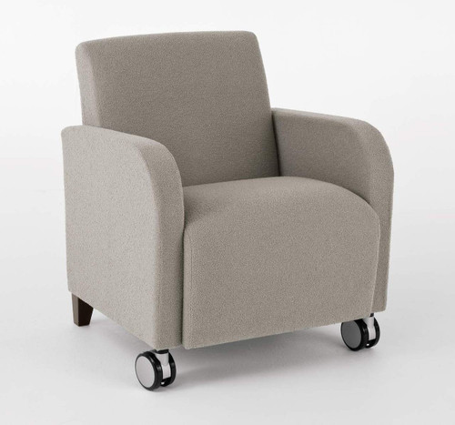 Siena Guest Chair with Casters