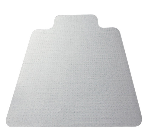 Hon Clear Chairmat for Carpeted Floors, studded bottom