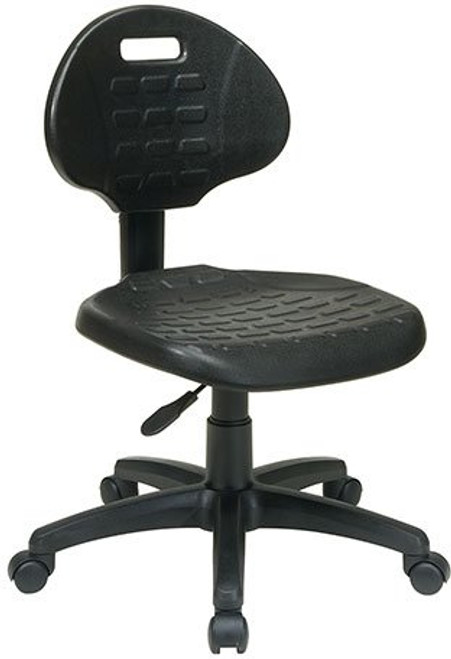 Self-Skinned Urethane Seat Task Stool
