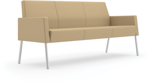 Mystic Lounge Panel Arm Sofa