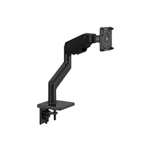 Humanscale M10 Monitor Arm, black with black trim