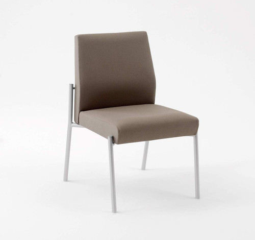 Lesro Mystic Guest/Reception Armless Guest Chair