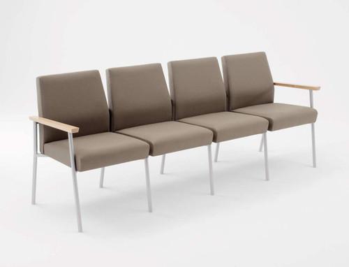 Lesro Mystic Guest/Reception Four Seat Sofa