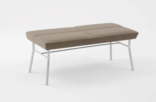 Lesro Mystic Guest/Reception Two Seat Bench