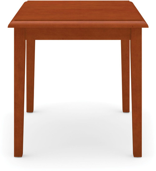Amherst Wood Solid Hardwood End Table