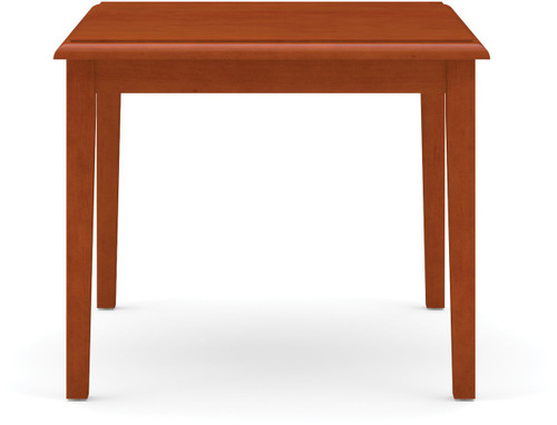 Amherst Wood Solid Hardwood Corner Table