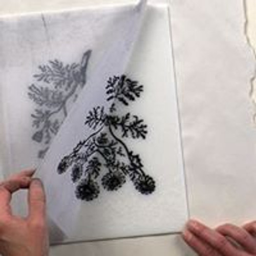5/21-23 Toner Lithography for Glass with Carrie Iverson