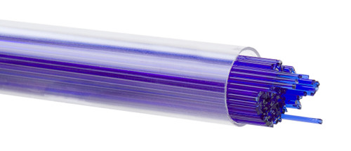 Deep Royal Blue Transparent Stringer, Fusible, by the Tube