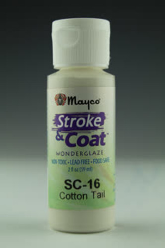 Stroke & Coat Cotton Tail