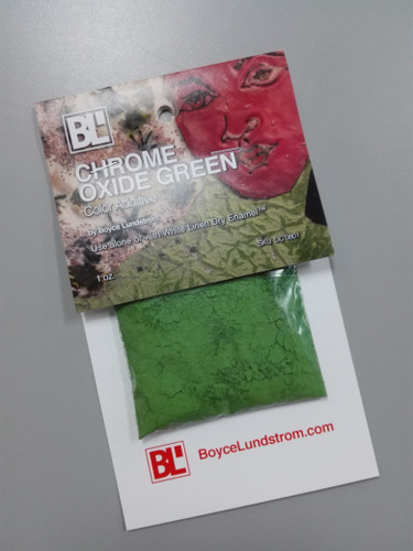 BL CHROME GREEN OXIDE 1oz