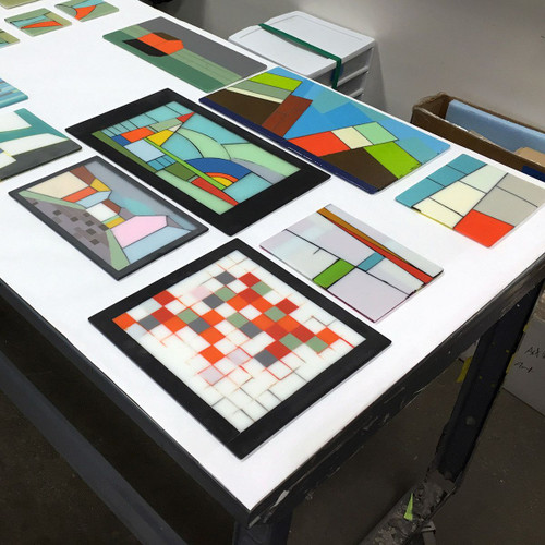 11/6-9 Bold & Beautiful: Color and Design in Kilnforming, with Morgan Madison