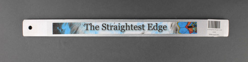 The Straightest Edge