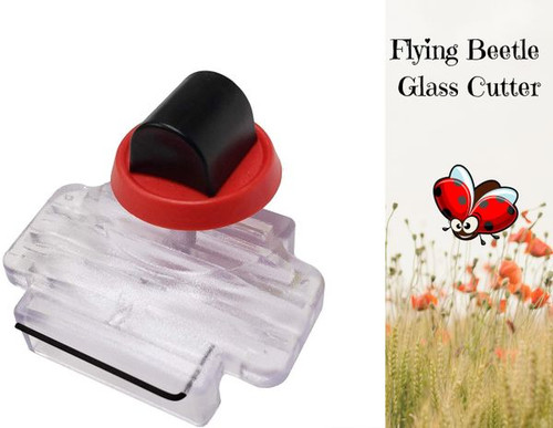 Flying Beetle Glass Cutter
